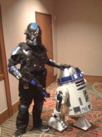 Me and R2 by jbvirus