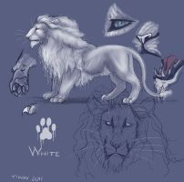 White by tigon
