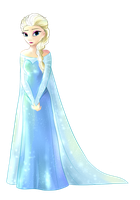 Elsa of Arendell by TaMarchingTomahawk