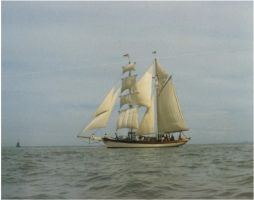 Ship Sailing Stock by Tefee-Stock