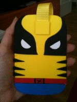 Wolverine Mobile Case by anapeig
