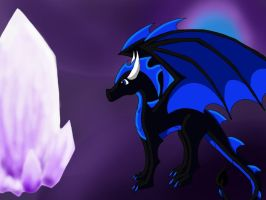 The Perfect Crystal (commish) by Farbeneath