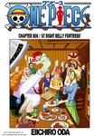 One Piece ~ Portada 806 by DarkMaza