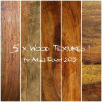 Wood Texture Pack 1 by AngelEowyn