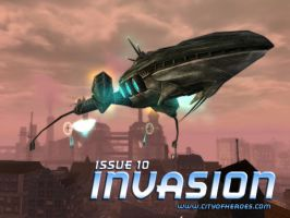 Issue 10: Invasion by CaptainMyotis