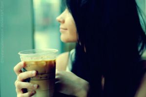 starbucks coffee part 1. by hystericalemotion