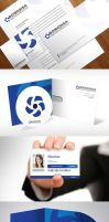 Corporate Identity Bomohsa by EAMejia