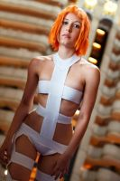 Leeloo Dallas by scruffyrebel