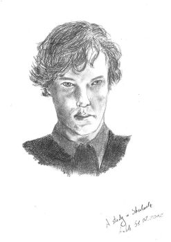 A Study in Sherlock by Ankh666