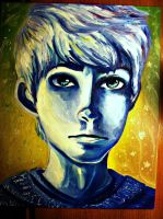 Jack Frost -Oils by Michi1223