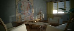 Sala Interior 119 WIP by edemsxxi