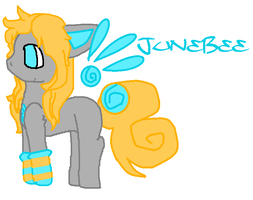 Junebee Adoptable Tryout by Blooxi