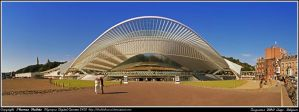 Liege-Guillemins II by ThomasHabets