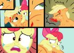 MLP Applejack custom Story part 8 by wolfmarian