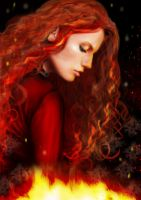 Melisandre by Marygosty