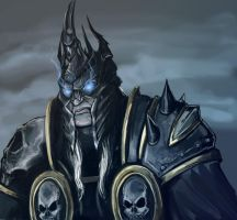 Arthas AMG by peachiekeenie