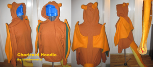 Charizard Hoodie by SethImmortal