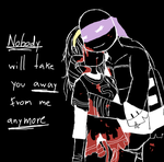 You'll be with me forever... by Neko-mirichan