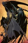 Batman Manbat colored by BrentMcKee