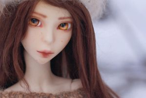 Winter  look by nathalye