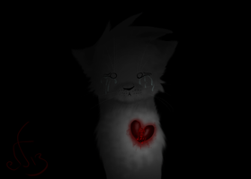 BlEeDiNg Out. by SparrowsNskittlez