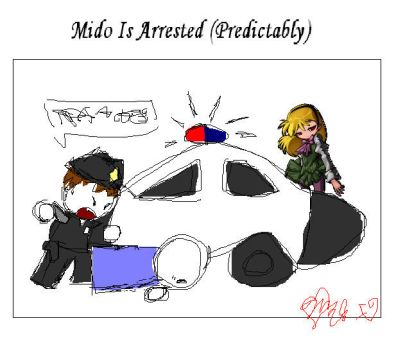 Mido is Arrested by hamnox