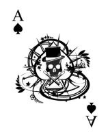 ace of spades by erinmason