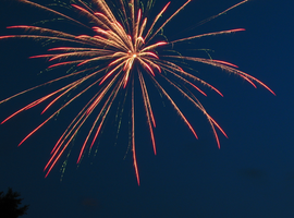 Firework Image 0526 by WDWParksGal-Stock