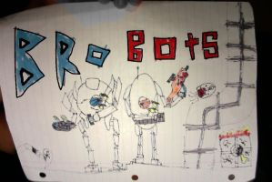 Bro Bots by Anthony2001