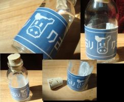 Lon Lon Milk Bottle by CarelessSympathy