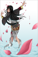 Gift::Lotus by Iiely