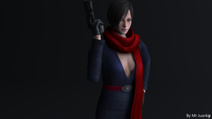 Carla Radames RE6 by mr-juanky