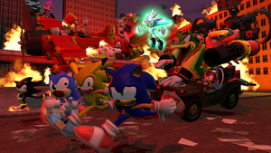 Sonic Forces OC edition by Hero-T