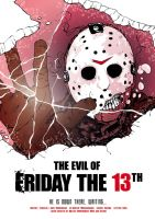 Friday the 13th 4 by abonny