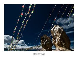 Tibet's Worship Places by FelixTo
