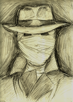 H.G. Wells' The Invisible Man by The-Emperors-Finest