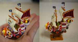 Mini Thousand Sunny by KAYHR