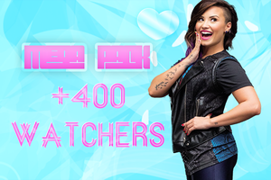 MEGA PACK 400 WATCHERS by blxck-label