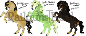 Custom Peafrie Imports -- Halloweendonkey by Railguns