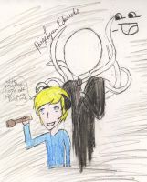 Pewdiepie SLENDER Fun by paigelovesanime
