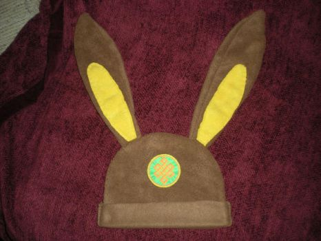 Bunny hat by banniee