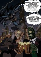 LIID Week 91: Jonah Hex and Batman! by johntrumbull