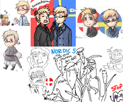 iScribble Dump 4 by Sydsir