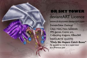 DeviantID by drskytower