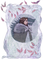 Ned Stark by Celiarts