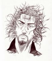 Musashi sad by sipries