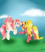 AT: Berry Rain and Sexo beat by Bally-Vhern