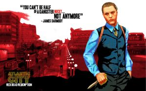 RDR:AC_Jimmy Darmody_wallpaper by Fabulla