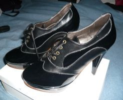 Grell Shoes by Gala-maia