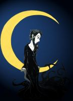 Lonely Samhain by Simati